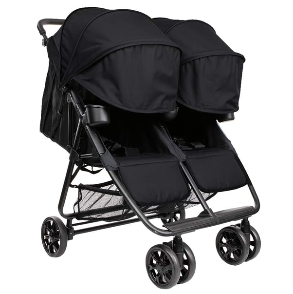The twin +( Zoe XL2 ) Best double stroller